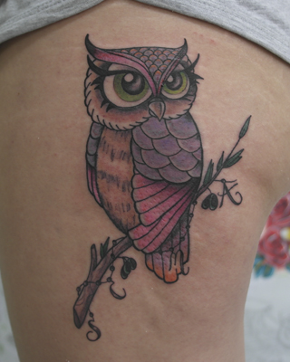 hembra tatuajes